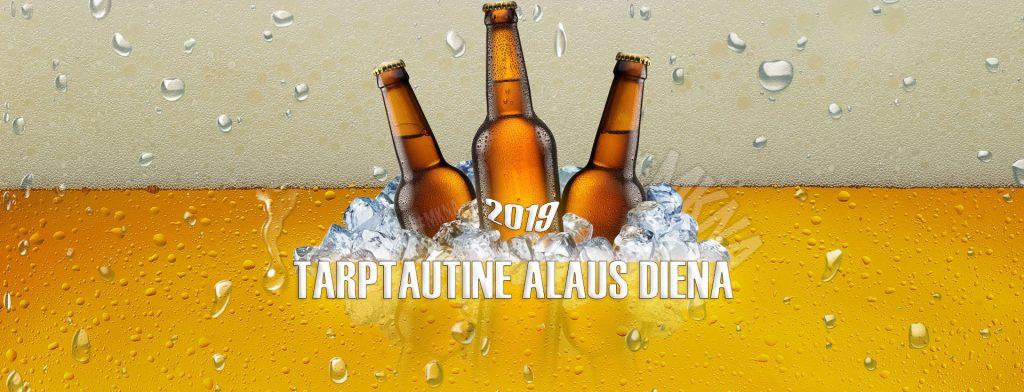 Tarptautinė alaus diena National beer day