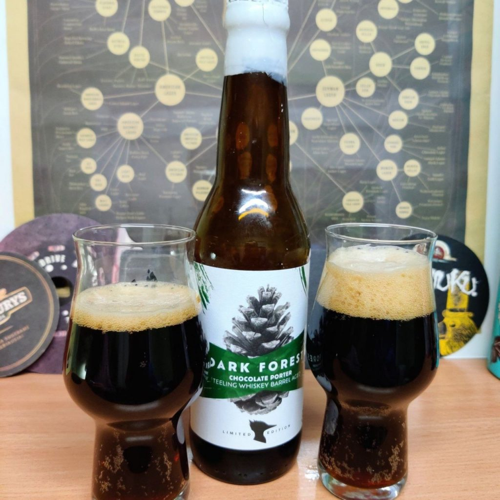 Dark Forest Ba - Genys Brewing Co