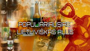 Populiariausias lietuviškas alus