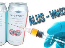 Alus vakcina?